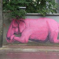 Розовые мечты... Розовые сны... Розовые слоны! )) :: Оксана Кошелева