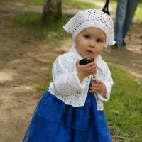 На прогулке :: Юлия Мур