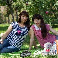Две подружки :: Valentina Zaytseva