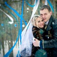 Зимняя свадьба :: Юлиана Филипцева