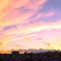 Закатное небо :: Александр Сидоров