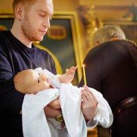 Крещение Стефана :: Victoria Bryfar