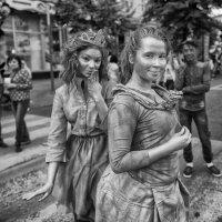 Железные леди :: Юрий Никульников