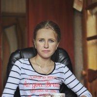 Портрет :: Алёна Тарханова