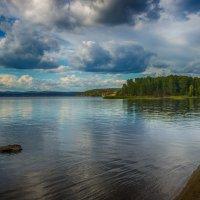 озеро Иткуль :: Геннадий Федоров