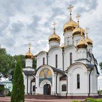 Свято-Никольский женский монастырь. Никольский собор. :: Ирина Токарева