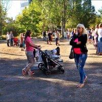 Навстречу друг другу :: Нина Корешкова