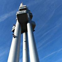 телевизионная башня в Праге :: Ольга Богачёва