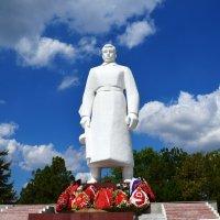 Сопка героев. :: Береславская Елена