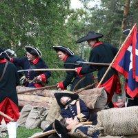 Полтавская битва :: Сергей Кухаренко