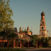 Село Теряево Волоколамского района, церковь Вознесения Господня (1812) :: Alexander Petrukhin