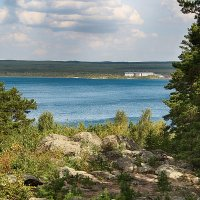 Озеро Щучье :: Владимир Анатольевич