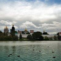 Москва.Новодевичий монастырь.07.09.2016г. :: Виталий Виницкий