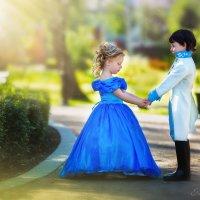 Золушка и принц :: Елена Рябчевская