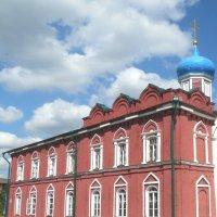 Женский монастырь в Коломне :: Мила