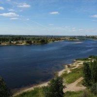 Вольных рек крутые берега... :: Владимир Насыпаный
