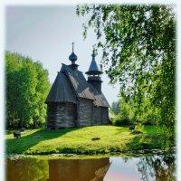 Церквушка. Кострома. :: Олег
