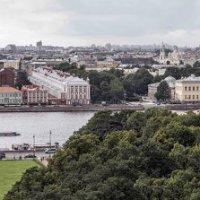 Санкт-Петербург. Вид на город с Исаакиевского собора :: Борис Гольдберг