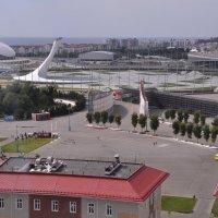 Олимпийский парк :: Елена Третьякова