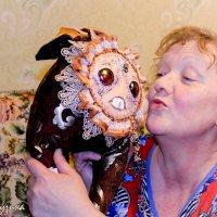 Ханни и бабушка..2015 :: Ирина Кузина