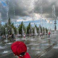 В фонтан войти не так уж сложно… :: Ирина Данилова
