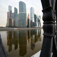 Сити :: Михаил Бибичков