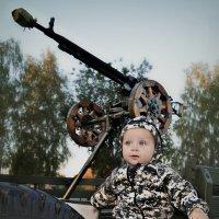 Бравый военный :: Юлия Шишаева