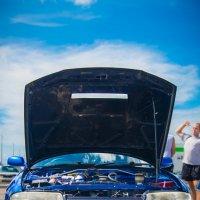Nissan Skyline :: Мария Малина