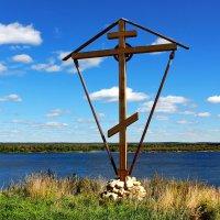 Поклонный крест :: Наталья Маркелова