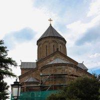 Храм Метехе. :: Александр Марусов