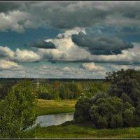 неправильный пейзаж ))) :: Дмитрий Анцыферов