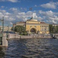 Санкт-Петербург :: Борис Гольдберг