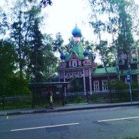 Наташинская церковь. :: Ольга Кривых