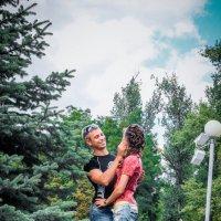 Аня и Сергей :: АЛЕКСАНДР ОФФ