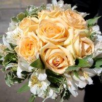 Букет свадебный :: Son Eun Kuyol