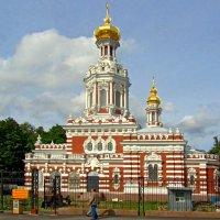 Воскресенский храм :: Сергей Карачин