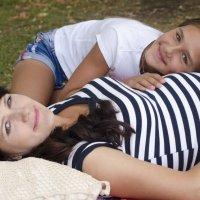 мама с дочкой :: Ольга Русакова