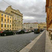 Мощеная улица. :: dragonflight78.klimov