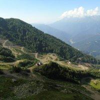 высоко в горах :: dila *