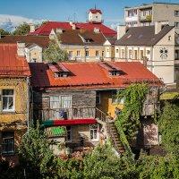 Гродненские дворики :: Ирина Яздан Мехр