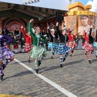Шотландские танцы :: галина северинова