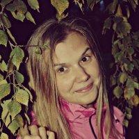 в листве березы :: Валерия Воронова