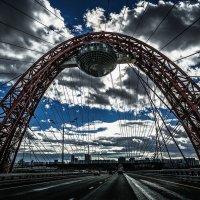 Живописный мост. :: Алла ************