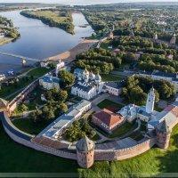 Кремль в Великом Новгороде :: Павел Москалёв
