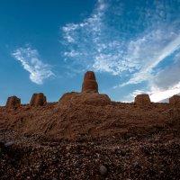 Песчаный замок :: Игорь Емельянов