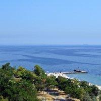 разукрашенное море :: Александр Корчемный