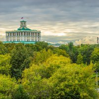 Москва, вид на Екатерининкий сад :: Игорь Герман