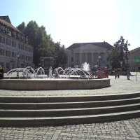Площадь города Мюнхена :: Александр Скамо