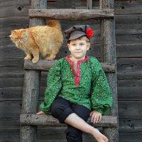 В деревенском стиле :: Марина Кузьмина