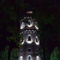 Водонапорная башня г. Зарайск :: Антон Трофимов